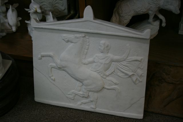 STUNNING PARTHENON FRIEZE STATUE SCULPTURE