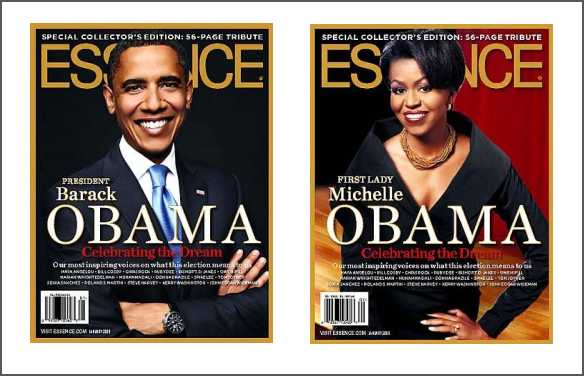 FAB ESSENCE SPECIAL COLLECTOT'S 2  MAGAZINE SET  BARACK & MICHEL